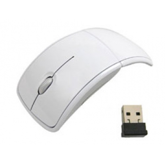 USB Wireless Mouse Flip
