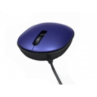 USB Optical Mouse Oval Style